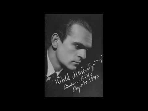 Franck - Prelude, Choral & Fugue - Witold Malcuzynski