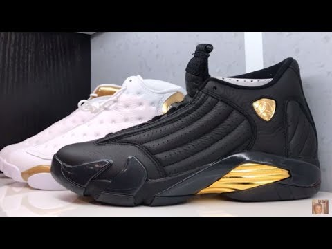 81196bf147e Air Jordan 13/14 Defining Moments DMP Pack 2017 Retro Sneaker Review ...