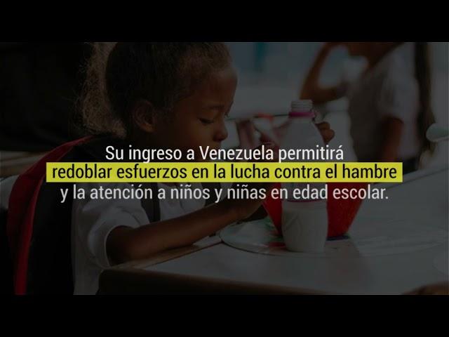 Acciones humanitarias de las Naciones Unidas en Venezuela - #RespuestasParaVenezuela