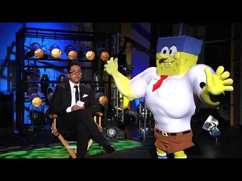 Spongebob Squarepants in-depth interview