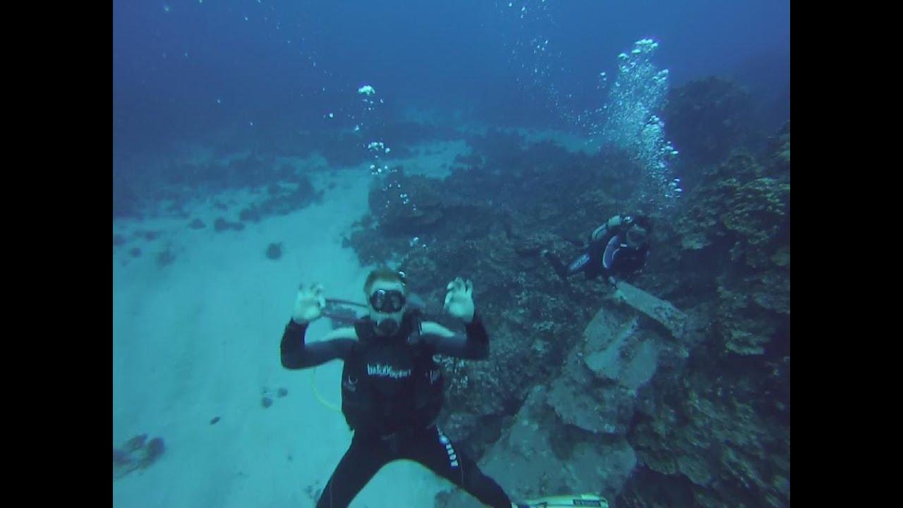 Easter Island Scuba Dive