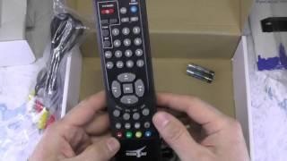Цифровой эфирный приемник TV DVB Т2 Romsat RS-300, обзор, тест(, 2016-02-21T08:00:01.000Z)