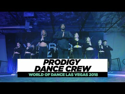 Prodigy Dance Crew  | Team Division | World of Dance Las Vegas 2018 | #WODVEGAS18