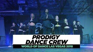 Prodigy Dance Crew  | Team Division | World of Dance Las Vegas 2018 | #WODVEGAS18