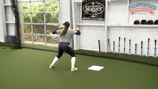Footwork Around a Base for Softball Infielders! thumbnail