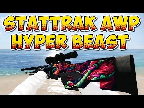Awp Hyper Beast Showcase Gameplay Battle Scared By Chaz Fun