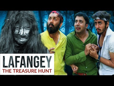 Lafangey | The Treasure Hunt | horror comedy | Kangla Production