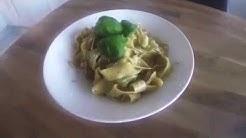 Resepti: Herkullinen Kesäkurpitsa-pasta!