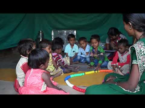 Short Film on Preschool and Support Class in Parner Taluka