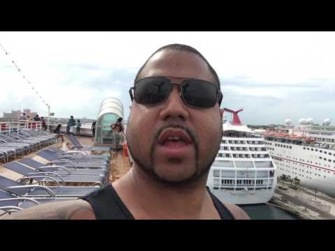 """The Full Edition Of Our Beautiful Cruise """" On Board Carnival Victory """"  (BAHAMAS)"""