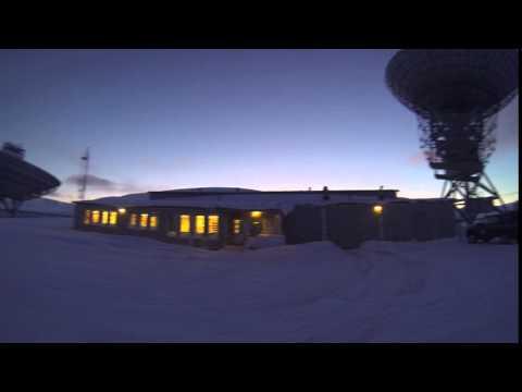 EISCAT radar en Svalbard (II)