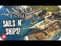Building Our Own Ships in Anno 1800 (Ann