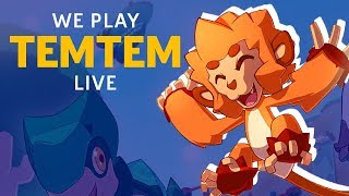 Pokemon-Like MMO Temtem Early Access (Let's Try It Again!)