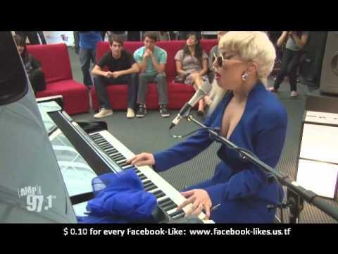 Lady Gaga  You And I + Edge of Glory   HD