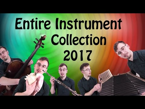 Instrument Collection 2017