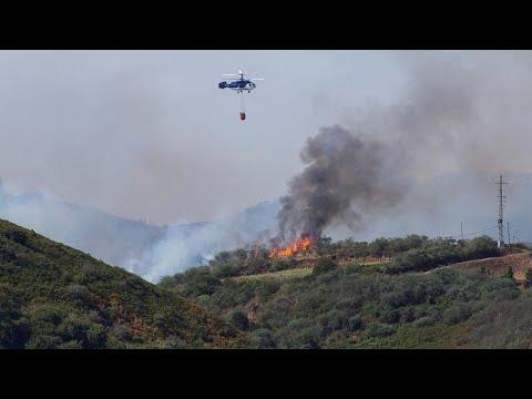 تواصل الحرائق في جزر الكناري والسلطات تعلن إجلاء ثمانية آلاف شخص …  - نشر قبل 2 ساعة