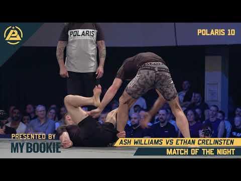 Polaris 10: Match of the night - Ash Williams vs Ethan Crelinsten
