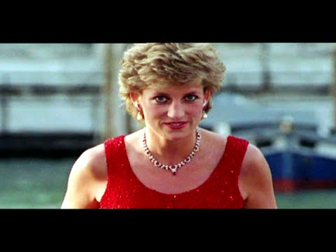 Life Of Princess Diana Through Her Ornaments - Award winning