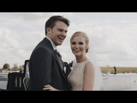 Emily and Chris' beautiful wedding at The Boat House, Aston Marina - Highlights Trailer