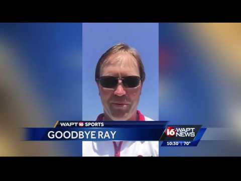 Ray Coleman says goodbye to WAPT