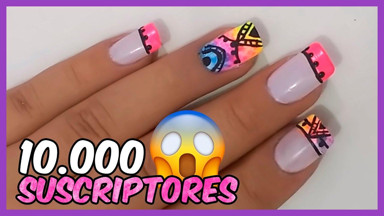 Especial 10.000 Suscriptores | UÑAS PARA TODAS - YouTube