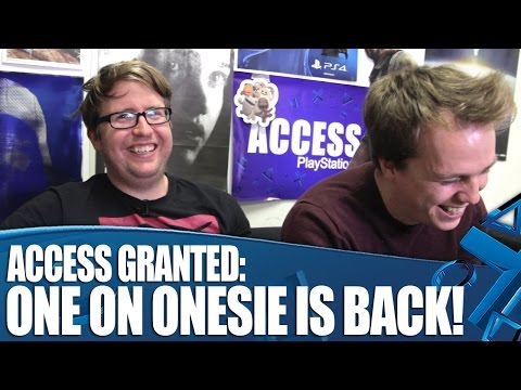 Access Granted: One on onesie is BACK!
