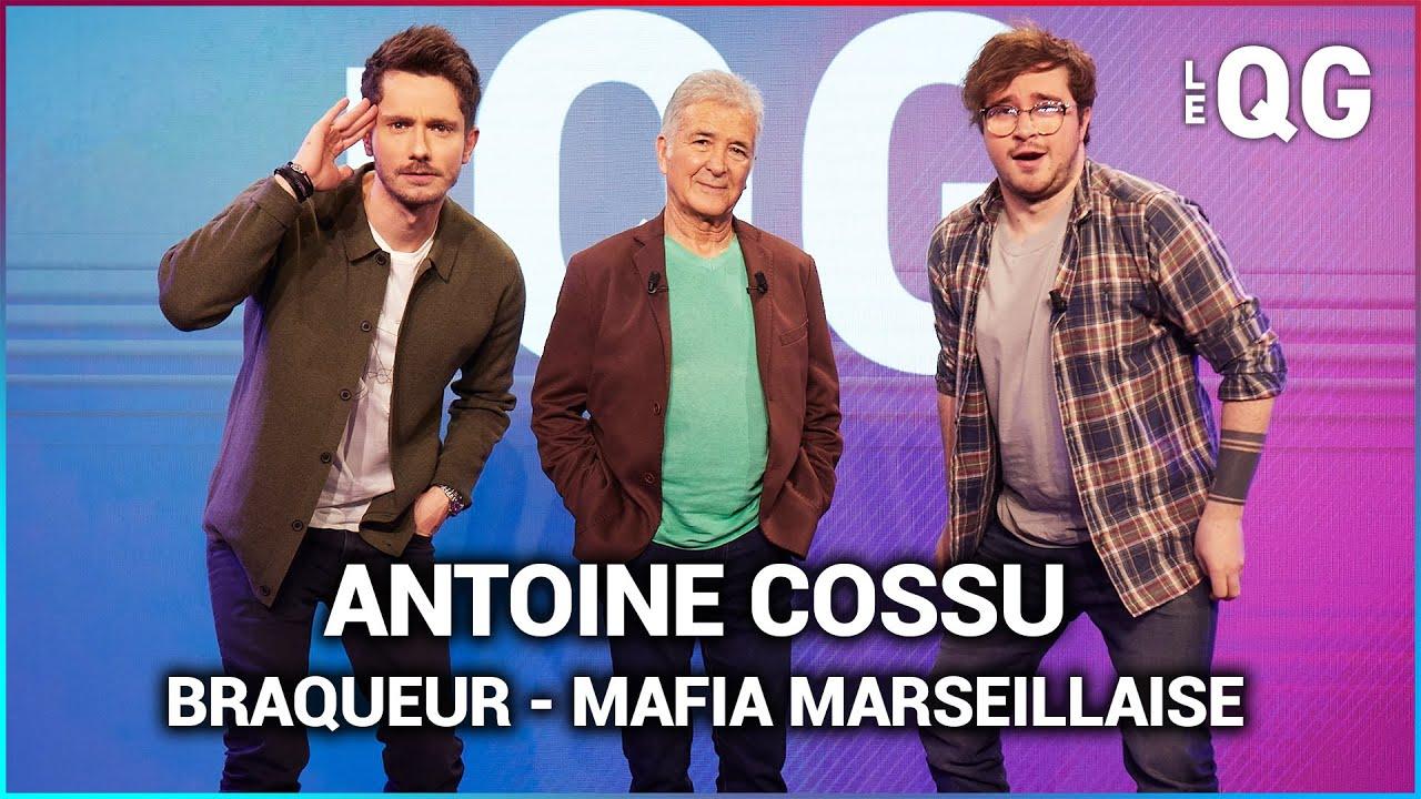 LE QG 64 - LABEEU & GUILLAUME PLEY avec ANTOINE COSSU (BRAQUEUR - MAFIA MARSEILLAISE)