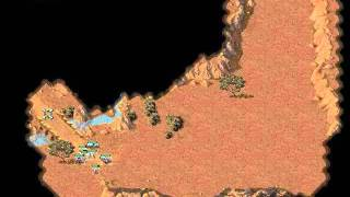 Let's play Command and Conquer der Tiberium Konflikt NOD Mission 4