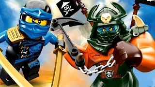 #9 Лего Ниндзяго 2016. Lego Ninjago Skybound игра про мультики Ниндзяго на русском языке