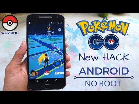 POKEMON GO HACK Android NO ROOT | New Working Pokemon Go Hack Joystick (2017)