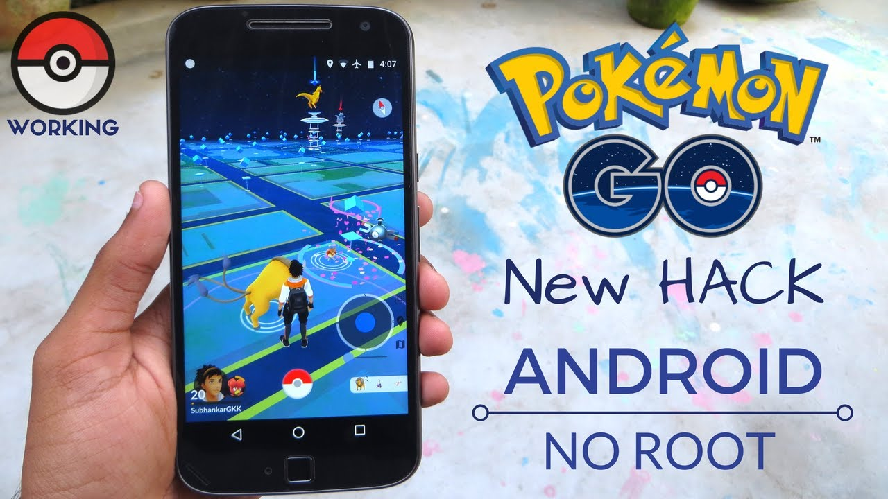 POKEMON GO HACK Android NO ROOT | New Working Pokemon Go Hack Joystick (2017) - YouTube