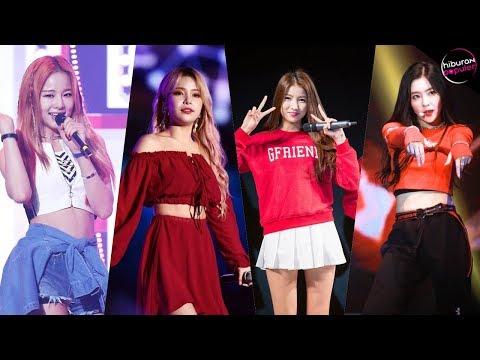 10 Leader Girl Band K-Pop Paling Berpengaruh yang Bikin Pria Klepek-klepek