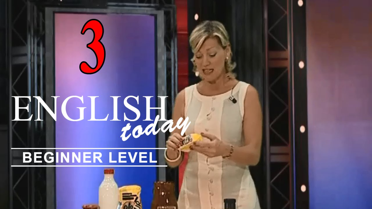 Download Learn English Conversation - English Today Beginner Level 3 - DVD 3