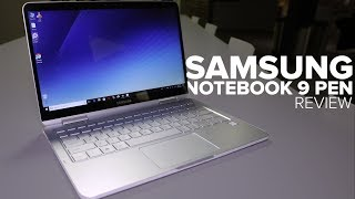 Samsung Notebook 9 Pen Review