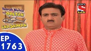 Taarak Mehta Ka Ooltah Chashmah - तारक मेहता - Episode 1763 - 16th September, 2015
