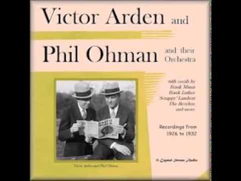 Arden & Ohman - Me And My Shadow