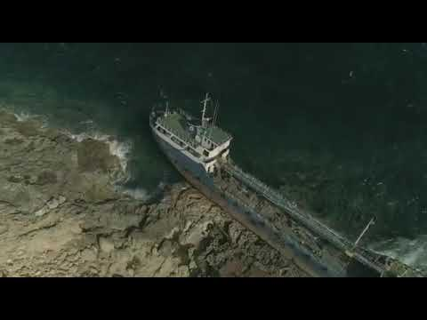 Refloating of tanker Hephaestus in Qawra