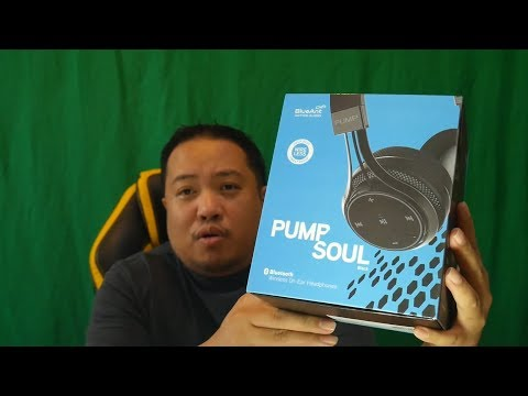 Unboxing and First Impressions of the Blueant Pump Soul Wireless On Ear Headphones