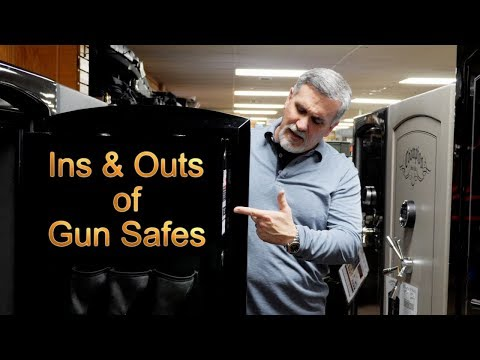 The Ins & Outs Of Gun Safes