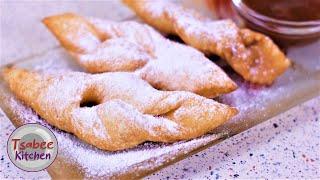 #61 - A legfinomabb csörögefánk - Crispy twisted Hungarian doughnuts