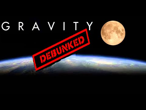 Moon's Gravity - 100% DEBUNKED!