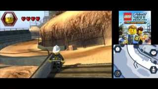 LEGO City Undercover (3DS): The Chase Begins 100% Guide - Albatross Island - All Collectibles
