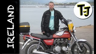 Motorcycle Adventure - Ireland