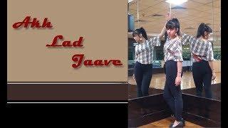 Akh Lad Jaave | Loveyatri | Soumya Syal | Dance Choreography