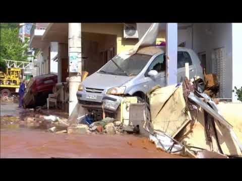 Viktima nga moti i keq në Greqi - Top Channel Albania - News - Lajme