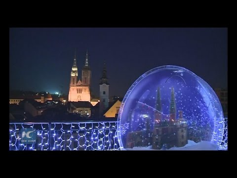 Croatia hopes to be the best Christmas destination in Europe again