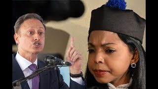 Se filtra audio del debate de Jean Alain Rodriguez y Yeni Berenice en la medida de coerción