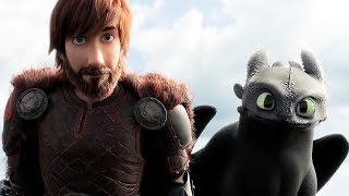 Как приручить дракона 3 — Русский трейлер (2019)