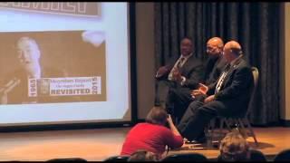 Kutztown University, The Commission on the Status of Minorities, The Moynihan Report, Panel 5