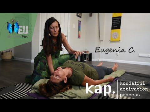 KAP par Eugenia (Processus d'activation de Kundalini)